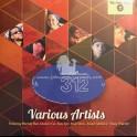 Jah Shaka Music-Lp-Young Warrior Presents 312 Various Artists