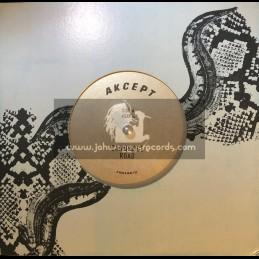 """ZamZam Records-7""""-Cambridge Road / Akcept + Over And Out / Akcept"""