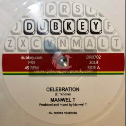 "Dubkey-7""-Celebration / Manwel T"