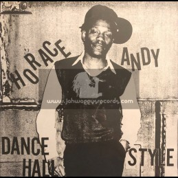 Wackies-LP-Dance Hall Style / Horace Andy