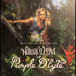 Raw Creation Records -LP-Nature´s Love / Purple D'lyte