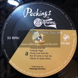 Peckings Records-Lp-Bond Street Dub Mix