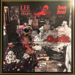 Black Art / Studio 16-Lp-Burning The Black Ark / Lee Scratch Perry - Disco Devil Vol. 3