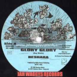 """Beshara Music-12""""-Glory Glory / Beshara"""