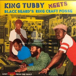 Hulk-Lp-Lost Dub From The Vault / King Tubby - Meets Blackbeard's Ring Craft Posse