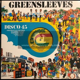 """Greensleeves Records-12""""-Who No Waan Come / Wailing Souls + Unfaithful Children / Al Campbell"""