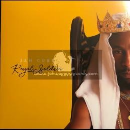 VP Records-LP-Royal Soldier / Jah Cure