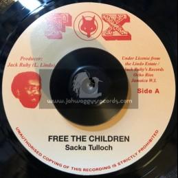 "Fox-7""-Free The Children / Sacka Tulloch"