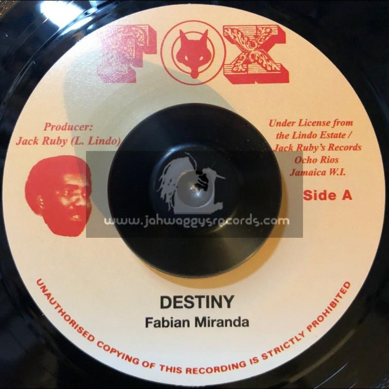 "Fox-7""-Destiny / Fabien Miranda"
