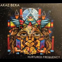 Haze St. Studios-CD-Nurtured Frequency / Akae Beka
