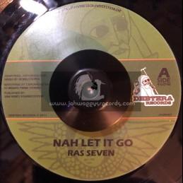 "DEBTERA RECORDS-7""-NAH LET IT GO / RAS SEVEN"