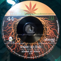 "Deep Root-7""-Wake Up / Ital Noiz"