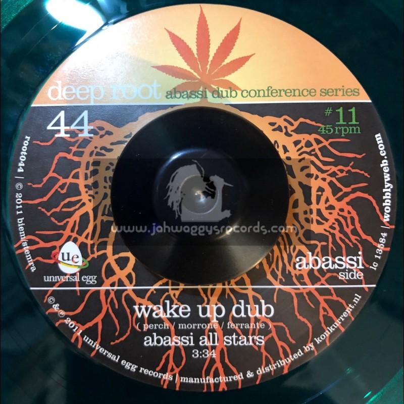 "Deep Root-7""-Wake Up / Ital Noiz"