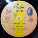 "Reggae On Top-10""-Herb Street / Barry Isaacs"