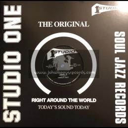 "Studio 1 / Soul Jazz-12""-Fever / Horace Andy"