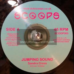 "Scoops-7""-Jumping Sound / Sandra Cross + Jumping Dub / Vibronics"