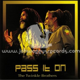 Twinkle Records-CD-Pass It On / Twinkle Brothers