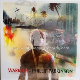 Twinkle Records-CD-Warrior / Phillip Parkinson