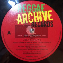 "Reggae Archive Records-10""-Feel It / Sis Jendayi"