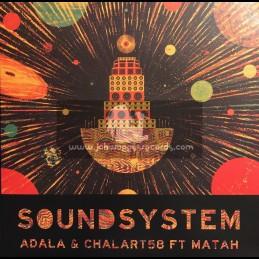 "La Panchita Records-12""-Sound System / Matah + La Música / Adala"