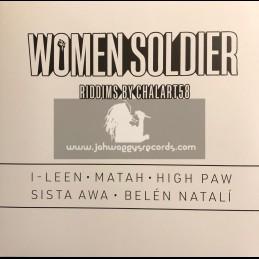 La Panchita Records-Lp-Women Soldier / Chalart58