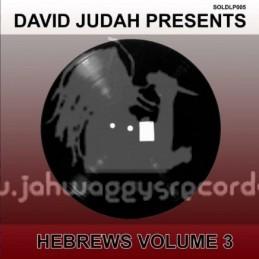 Solardub Records -CD-Hebrews Volume 3 / David Judah