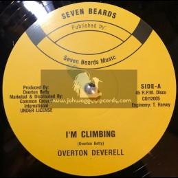 """Seven Beards-12""""-I'm Climbing / Overton Deverell"""