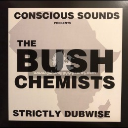 Partial Records-Lp-Strictly Dubwise / The Bush Chemists