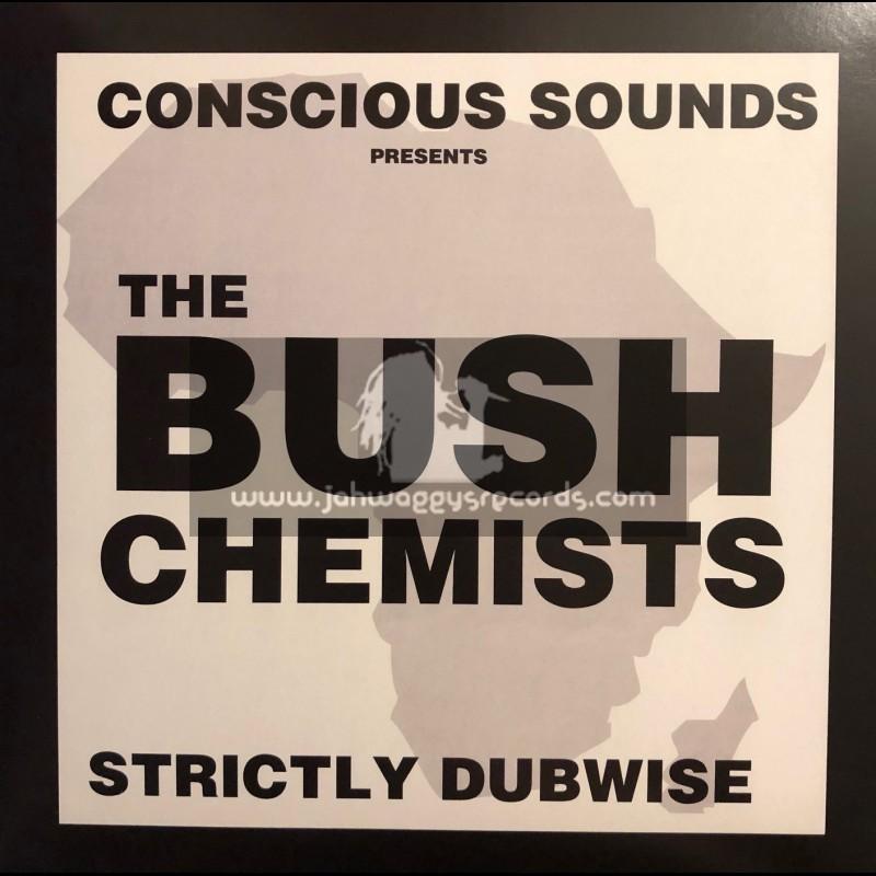 Partial Records-Lp-Strictly Dubwise / The Bush Chemists