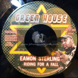 """Green House-7""""-Riding For A Fall / Eamon Sterling"""