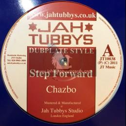 "Jah Tubbys-10""-Step Forward + 23rd Centuary / Chazbo"