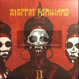 Moonshine Recordings-Triple-Lp-Steppin Forward 2 / Various Artist