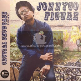 Bent Backs Records-Lp-JohnGo Figure / Crucial Showcase Extended