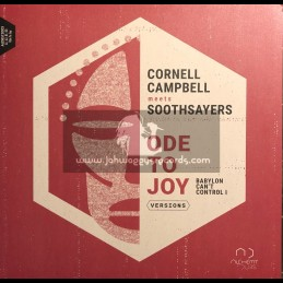 """Alchemy Dubs-12""""-Ode To Joy (Babylon Can't Control I) / Cornell Campbell meets Soothsayers"""