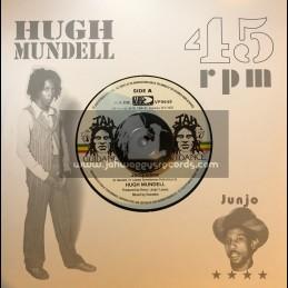 "Jah Guidance-VP-7""-Jacqueline / Hugh Mundell + Dangerous Match Three Dub / Roots Radics"