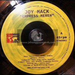 "The Hithiopians-7""-Empress Menen / Joy Mack"