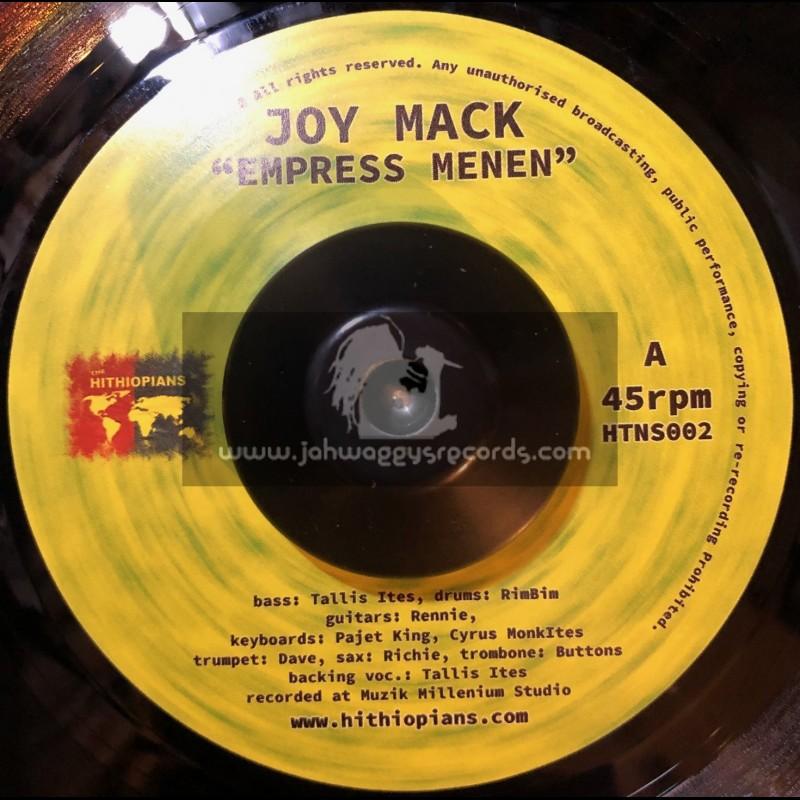 "The Hithiopians-7""-Empress Menen / Joy Mack"
