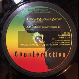 "Counteraction-7""-Running Around /  Gladys Right"