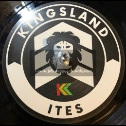"Kingsland Ites-7""-Grateful / Alan Weeks + Moving On / Alan Weeks"