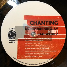 "Railroad Records-7""-Chanting / Donovan Kingjay"