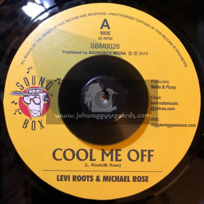 "SOUND BOX-7""-COOL ME OFF / LEVI ROOTS & MICHAEL ROSE"