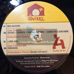 "Samuel Records-12""-Give Thanks / Benjammin"
