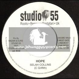 """Studio 55-7""""-Hope / Selah Collins"""