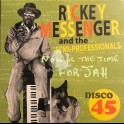 Tuff Scout-12-Now Is The Time For Jah + Mr Rich Man / Rickey Messenger And The Semi-Professionals