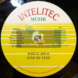 "Intelitec Muzik-7""-Step By Step / White Mice"