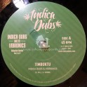 "Indica Dubs-7""-Timbuktu / Indica Dubs Meets Vibronics - The Dubwise Series – Part 3"