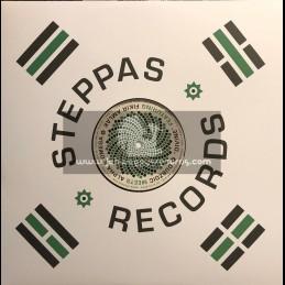 """Steppas Records-12""""-Divine / Fikir Amlak"""