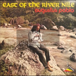 Message-Onlyroots-Lp-East Of The River Nile / Augustus Pablo