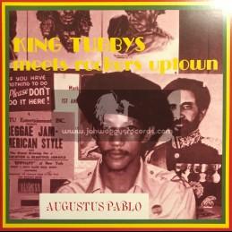 Yard-Onlyroots-Lp-King Tubbys Meets Rockers Uptown / Augustus Pablo