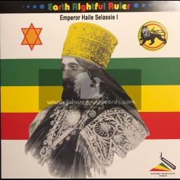 Message-Onlyroots-Lp-Earth's Rightful Ruler / Augustus Pablo